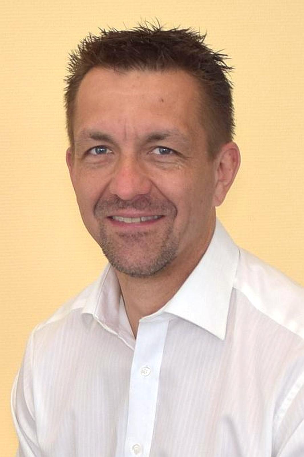Geschäftsführer Eric Panske