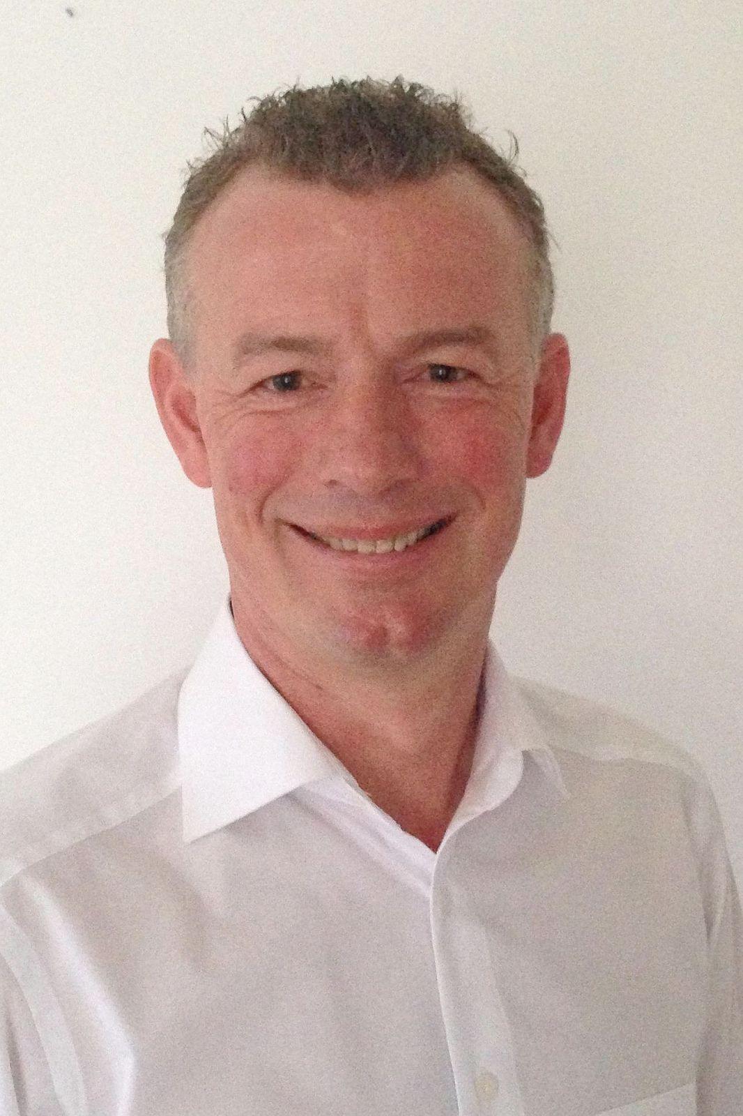 Geschäftsführer Gert Jaumann in Overath