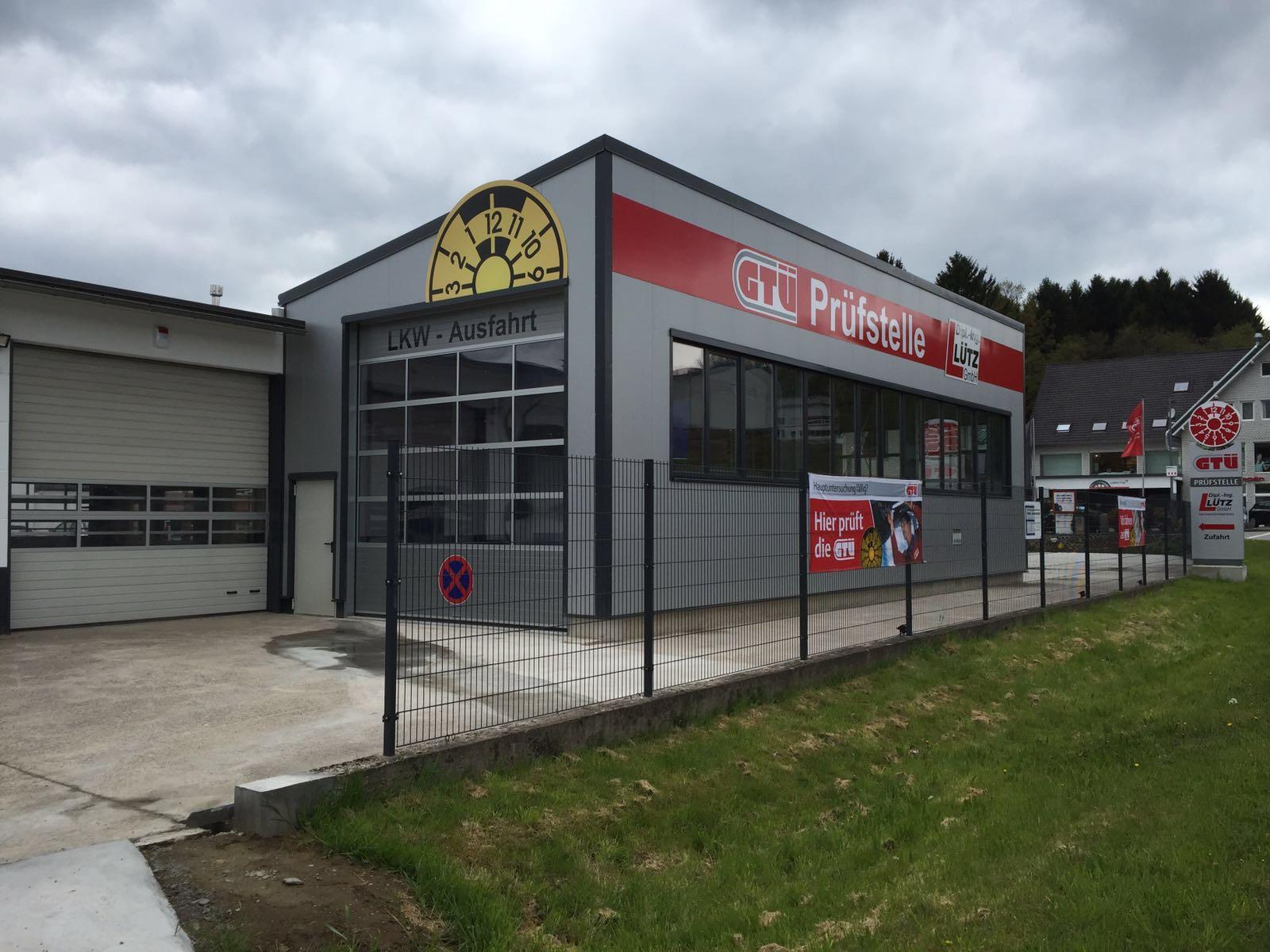 GTÜ Prüfstelle in Overath