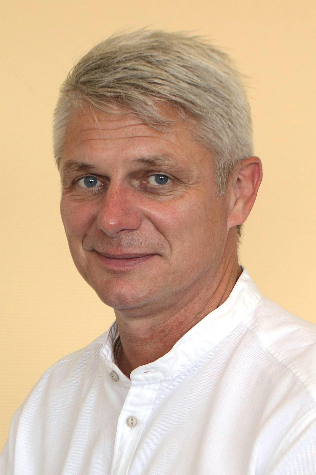Geschäftsführer Swen Niedecker
