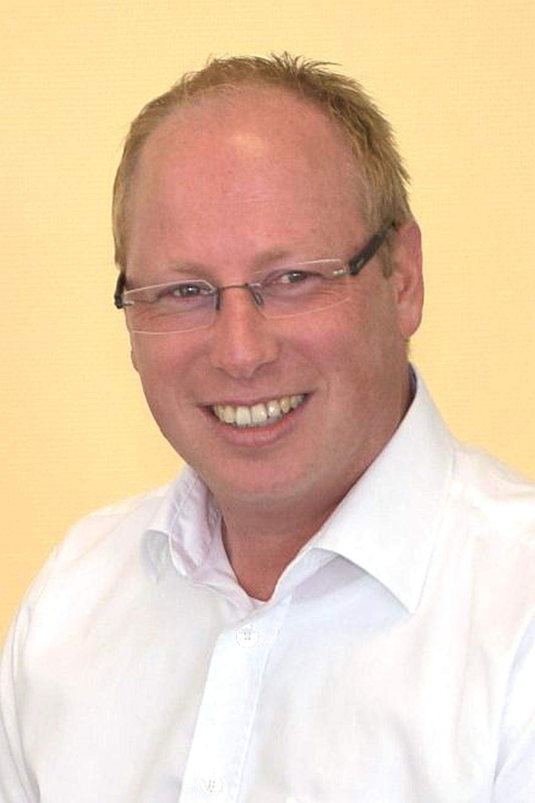Geschäftsführer Frank Rottländer