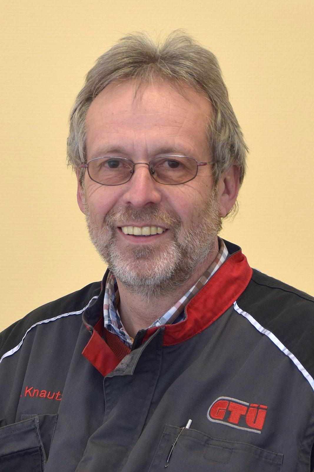 Mitarbeiter Joachim Knautz